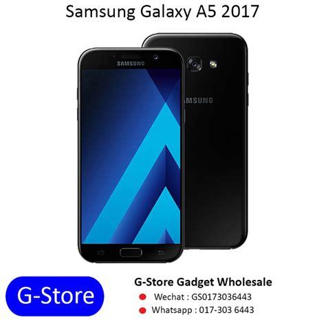 Samsung Galaxy A5 2017 Sm A520 3gb 32gb Resmi samsung galaxy a5 2018 price in malaysia specs technave