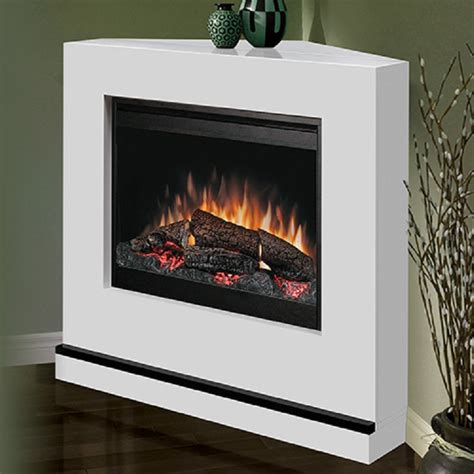 electric fireplace corner unit that fireplace you ve always wanted myhome design remodeling