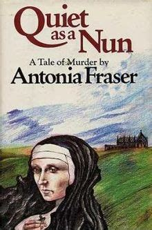 armchair thriller quiet as a nun quiet as a nun wikipedia