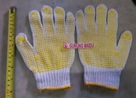 Sarung Tangan Elov Isi 50pcs 14 jual sarung tangan kain benang bintik serbaguna tukang industri tk bangunan gunung madu