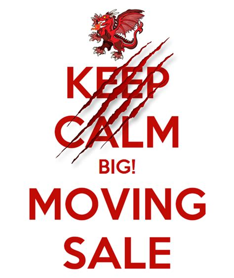 Moving Sale At Makeupcom by Moving Sale On Saturday 8 24 Wandering