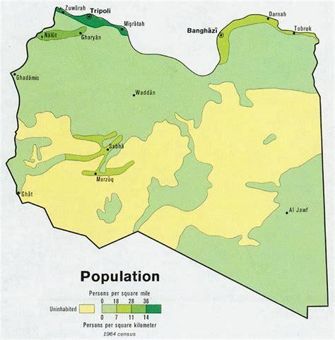 map of libya nationmaster maps of libya 6 in total