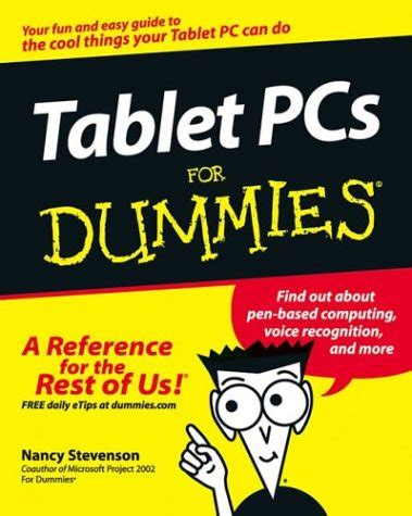oh no pcs ing books great books to get the most out of your tablet pc