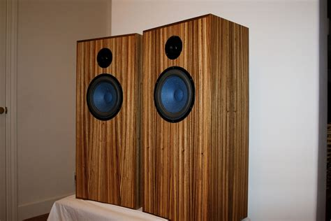 Handmade Audio - handmade audio speaker boxes by rob clark furniture