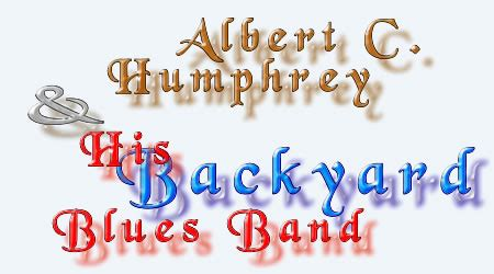 backyard blues band the backyard blues band