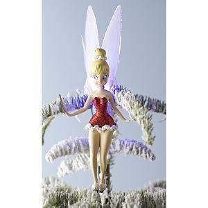 tinkerbell tree topper disney store tinkerbell tree toppers disney charm glowing
