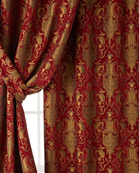 curtains usa online austin horn classics two 96 quot l scarlet curtains