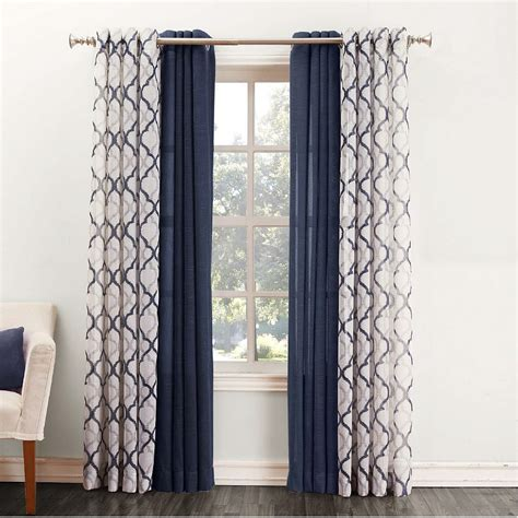 how to layer curtains on one rod sonoma goods for ayden lona curtains style