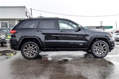 Jeep Grand Limited Rims 2017 Jeep Grand New Car Limited 75th Anniversary