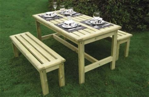 athol chunky 4 foot wooden garden bench brand new spring sale reduced ebay athol chunky picnic table and bench set 1500mm wooden garden furniture