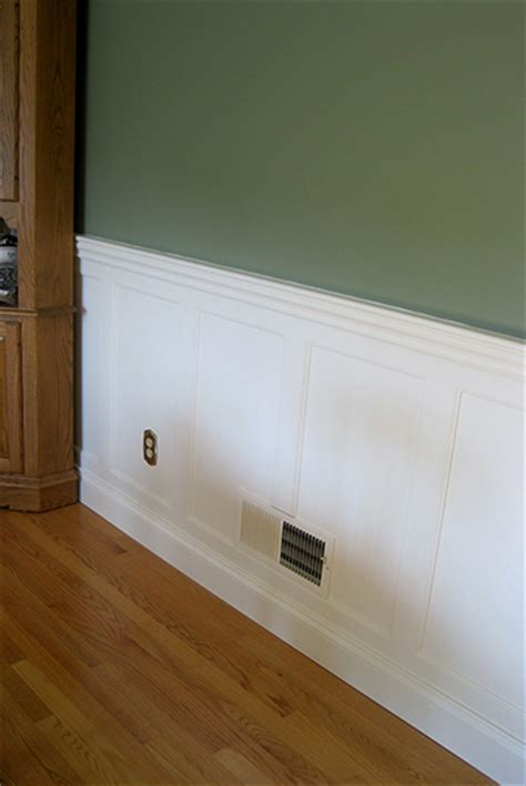 Custom Wainscoting by Custom Wainscoting Dining Room Pictures Great Ideas