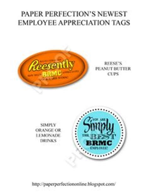printable gift tags for employee appreciation gift tags employee appreciation and tags on pinterest