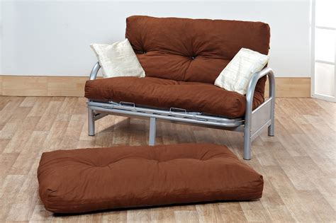 small futon 2 seater futon sofa bed for small spaces image011