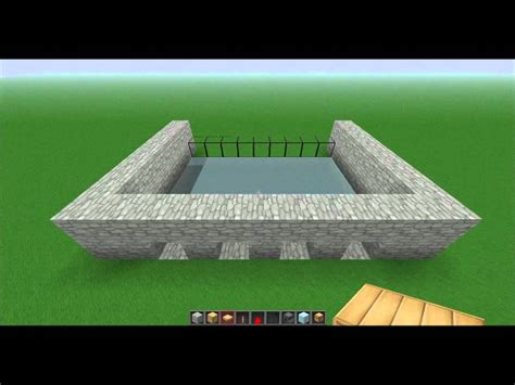 tutorial bowling youtube tutorial 4 how to make a bowling alley in minecraft youtube
