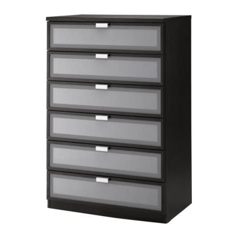 ikea roll out drawers hopen 6 drawer chest ikea smooth running drawers with pull