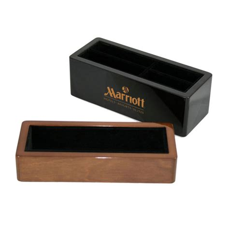 executive pen holder executive stackable wooden cell phone and pen holder