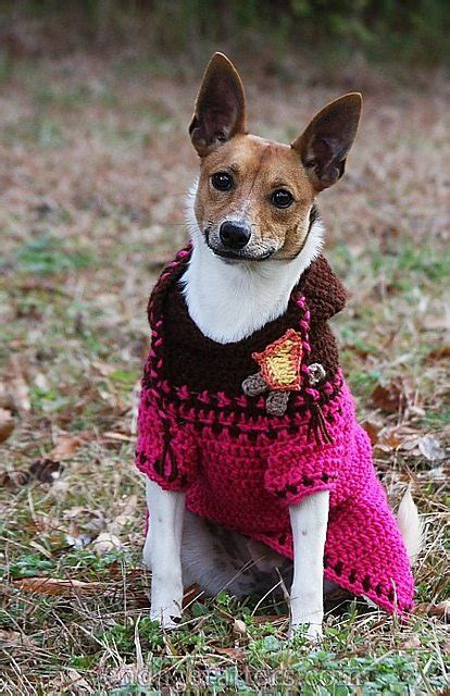 pattern for dog sweaters free crochet for pets 15 new free animal crochet patterns