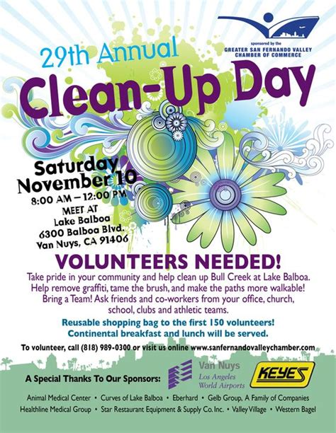 community event flyer template neighborhood clean up flyer template search won