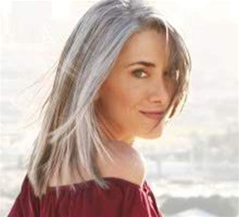 best hair color to disguise grey 25 best ideas about cover gray hair on pinterest gray