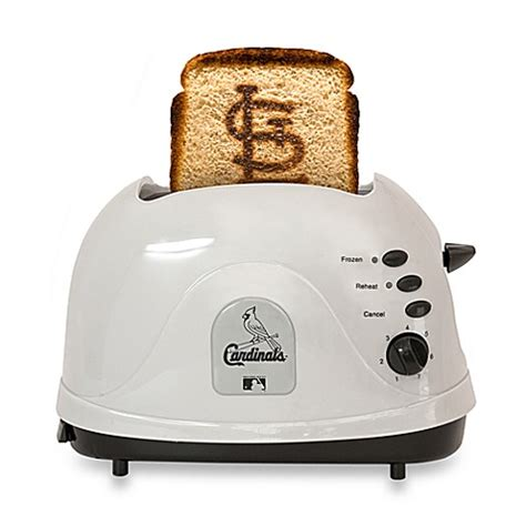 bed bath and beyond st louis st louis cardinals toaster bed bath beyond