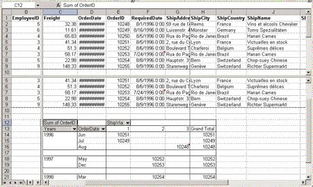 Xml Spreadsheet Reference by Introduction To Spreadsheetml