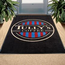 Custom Logo Floor Mats For Business by Personalized Floor Mats For Business Gurus Floor
