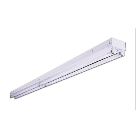 lowes fluorescent shop lights shop metalux snf series shop light common 8 ft