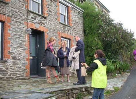The Cottage Surgery by Doc Martin S Surgery Cornwall Martin Clunes Hooked