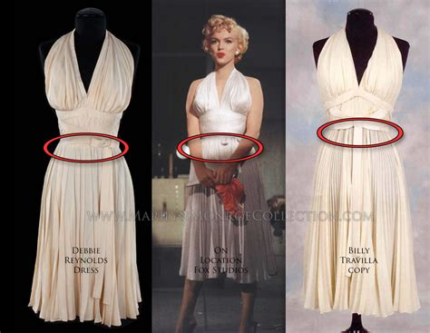 Dress Marilyn the marilyn seven year itch dress part i the