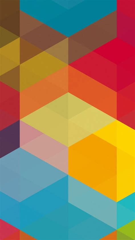 Apple Iphone 6 Geometric Pattern 017 colourful geometric background pattern beautiful iphone wallpapers mobile9 abstract