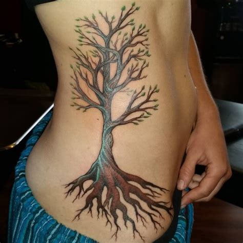 tree back tattoo designs 85 best tree designs meanings family inspired