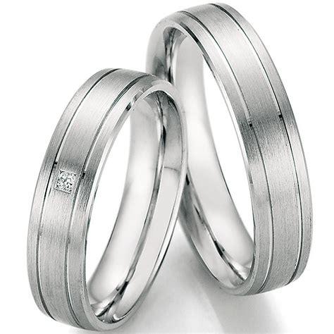 Schlichte Eheringe by Schlichte Eheringe Aus Silber Zum Verlieben