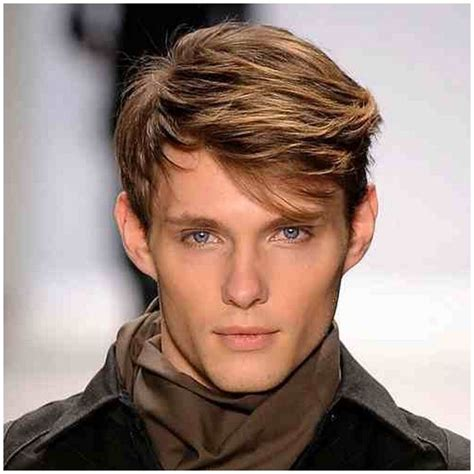 hairstyle that are short on top and longer on the bottom mens hairstyles short back and sides longer on top are