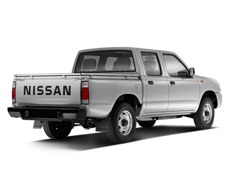 camioneta nissan doble cabina 2016 nissan np300 2 4l doble cabina lujo 2011