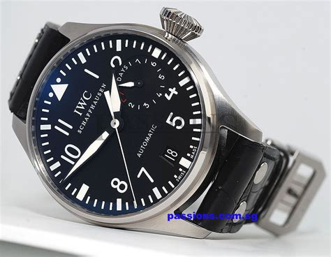 What is your favourite IWC pilots watch and why?