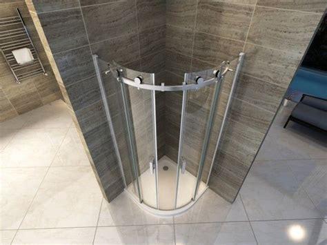 profili alluminio box doccia box doccia semicircolare apertura scorrevole senza profili