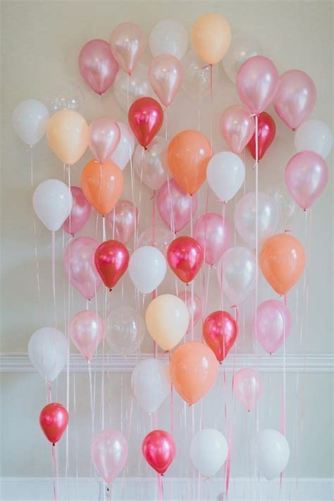 Wedding Backdrop Balloons by Best 25 Balloon Backdrop Ideas On