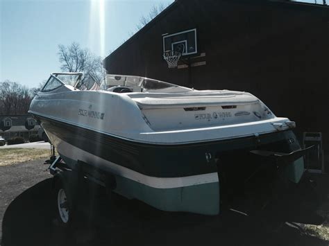 are four winns boats good four winns 205 sundowner in good condition extras 1996