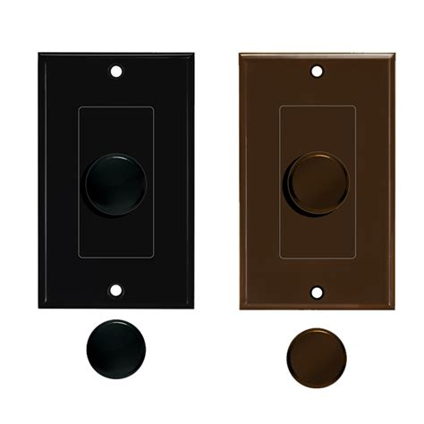Wall Volume Knob by Knob Volume Color Change Kit Black Or Brown
