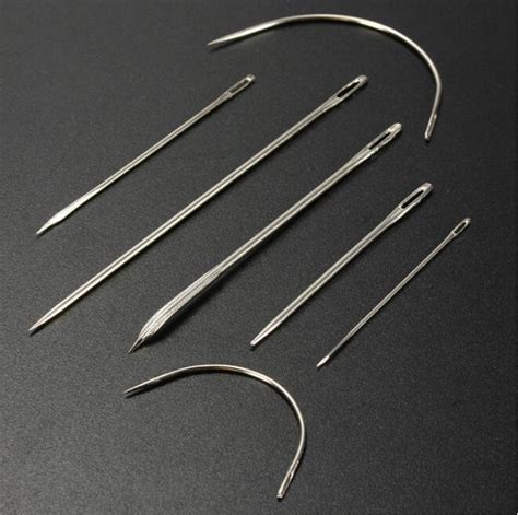 Sewing Upholstery by 7pcs Set Repair Upholstery Sewing Needles For Carpet