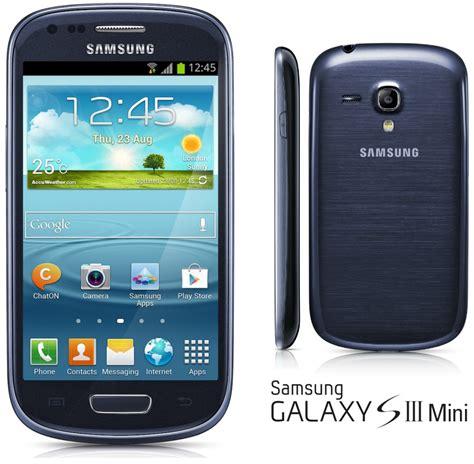 samsung galaxy  mini blue  lte android smart phone att