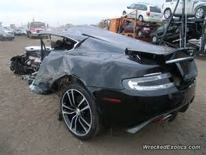 Aston Martin Crash Aston Martin Dbs Crash Nj 2 Images Aston Martin Dbs