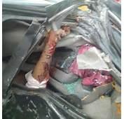 Graphic Fatal Accident Along Oshodi Apapa Expressway