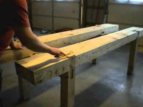 youtube woodworking bench 4 building a traditional woodworking bench part 4 top