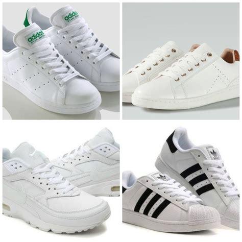 imagenes nike blancas m 225 s de 1000 ideas sobre zapatillas blancas en pinterest