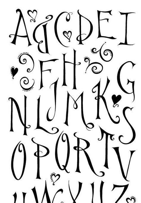 tipos de letras bonitas para carteles imagui pinterest m 225 s de 25 ideas fant 225 sticas sobre tipos de letras en