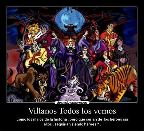 no hay hroes sin villanos no hay heroes i villains hay and heroes