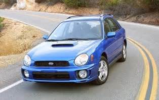 2002 Subaru Impreza Wrx Wagon Used 2003 Subaru Impreza For Sale Pricing Features