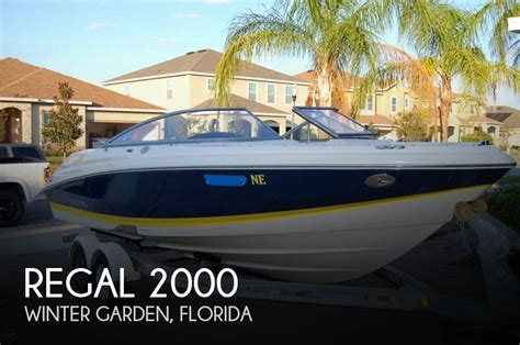 regal boats for sale in florida 1990 regal boats for sale in florida