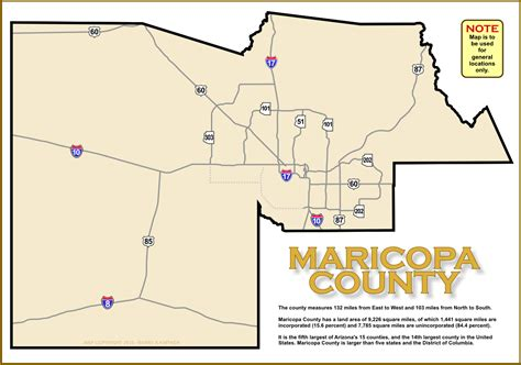 Records Maricopa County Az Maricopa County Arizona Map Afputra
